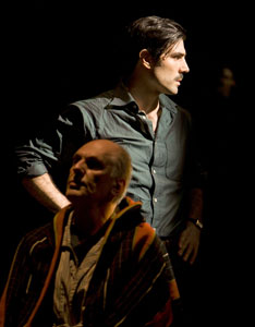 Louis Cancelmi and Michael Cristofer