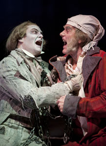 Justin Blanchard and Graeme Malcolm