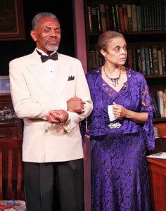 Andre De Shields and Marie Thomas