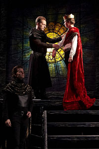 Simon Kendall, Dominic Cuskern, 