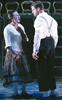 Jonathan McGuinness andDugald Bruce-Lockhart inA Midsummer Night's Dream(Photo © Manuel Harlan)