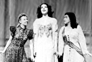June Allyson, Victoria Schools, and Nancy Walkerin Best Foot Forward