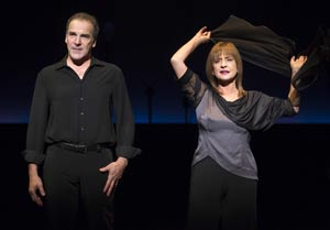 Mandy Patinkin and Patti LuPone