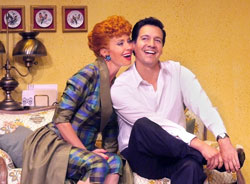 Sirena Irwin and Bill Mendieta