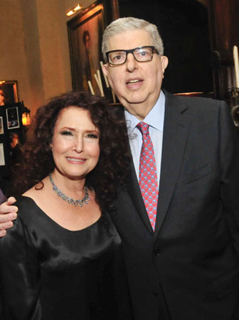 Melissa Manchester and Marvin Hamlisch