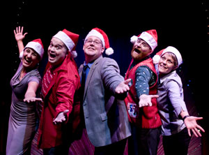 Christine Alexander, Darryl Knapp, Tim Beasley,