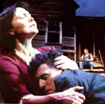 Cherry Jones andGabriel Byrne inA Moon for the Misbegotten