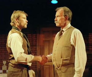 David Van Pelt and Robert Hogan from Mint's