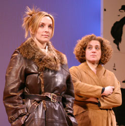 Julia Murney and Mary Testa in First Lady Suite(Photo © Joan Marcus)