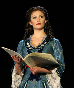 Trista Moldovan in The Phantom of the Opera