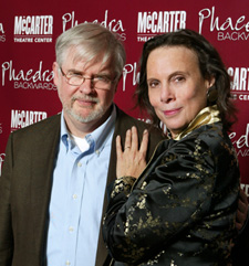 Christopher Durang and Emily Mann