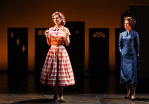 Marin Ireland and Jeanine Serralles