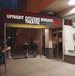 The Upright Citizen's Brigade Theatre