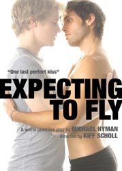 and Justin Mortelliti will star in the world premiere of Michael Hyman