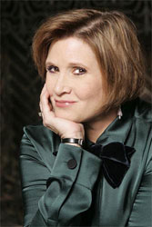 Carrie Fisher (© T. Michael Lamont)