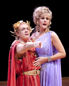 Danny Scheie and Susannah Schulman