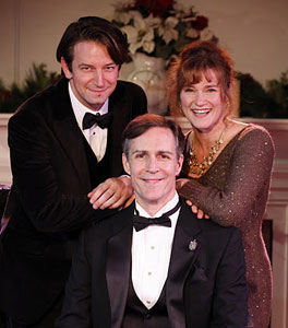 Edwin Cahill, Howard McGillin, and Beverly Ward
