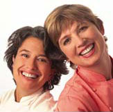 Mary Sue Millikenand Susan Feniger