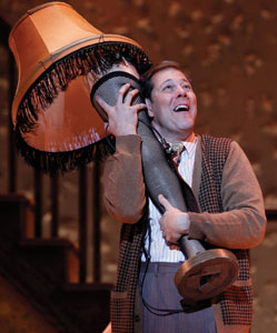 John Bolton in A Christmas Story, The Musical!