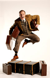 Owain Arthur in