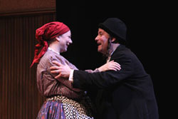 Amy Warren and Michael Iannucci