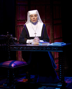 Carolee Carmello in Sister Act (© Joan Marcus)