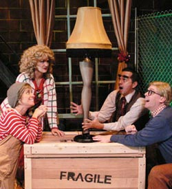 Leah Sprecher, Beth Kennedy, Rick Batalla,