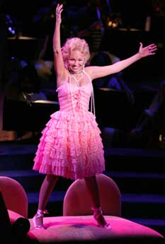 Kristin Chenoweth in Candide(Photo © Chris Lee)