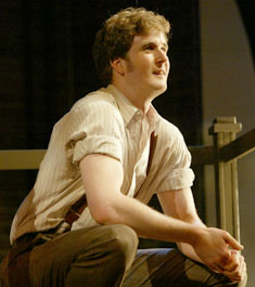 Joe B. McCarthy in Spring Storm(Photo © Carol Rosegg)