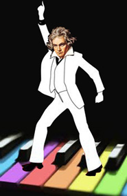 A PR image for Ludwig Live!