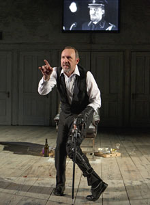 Kevin Spacey in Richard III