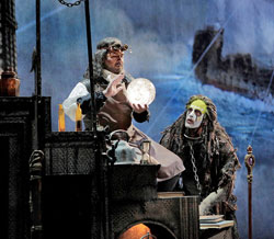 David Daniels and Luca Pisaroni