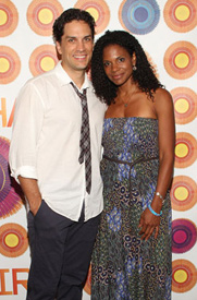 Will Swenson and Audra McDonald (© Tristan Fuge)