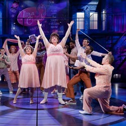 A scene from Hairspray