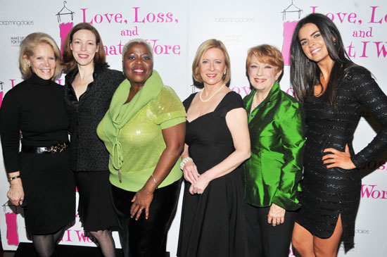 Daryl Roth, Veanne Cox, Lillias White, Eve Plumb, Nancy Dussault, Katie Lee