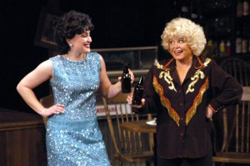 Sally Struthers and Christa Jackson in Always…Patsy Cline