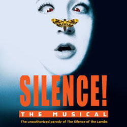 Poster art for Silence! The Musical
