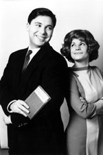 David Simon and Nicole Daltonin How to Succeed...