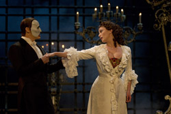 Hugh Panaro and Trista Moldovan in