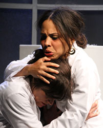 Maggie Bofill and Amirah Vann