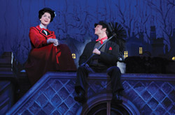Rachel Wallace and Nicolas Dromard