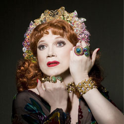 Charles Busch in Judith of Bethulia