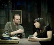 Joe Wiens and Eileen Niccolai