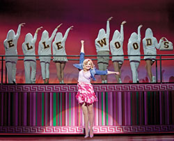 Carley Stenson and company