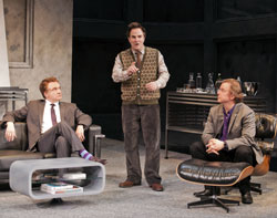 Bradley Whitford, Roger Bart,