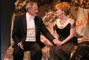 Victor Garber and Judith Ivey in A Little Night Music(Photo © Robert Millard)