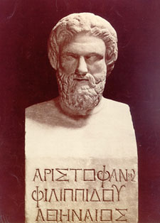 Aristophanes, Or Bust