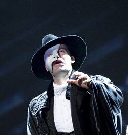Ramin KarimlooinThe Phantom of the Opera
