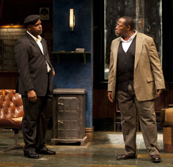 J. Bernard Calloway and Chuck Cooper