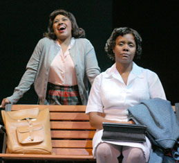 Chandra Wilson and Tonya Pinkinsin Caroline, or Change(Photo: &copy; Michal Daniel)